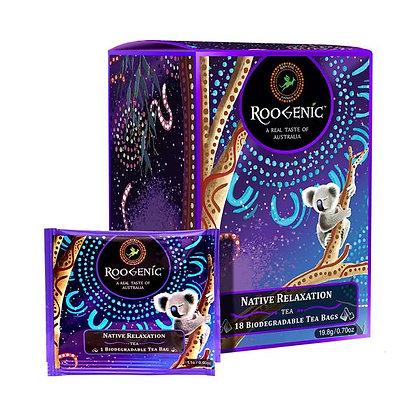 Roogenic - Native Relaxation Tea (18 tea bags)