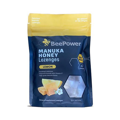 Bee Power - Manuka Lozenges Lemon