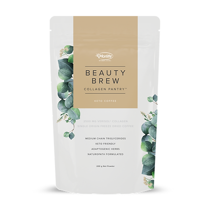 Morlife - Beauty Brew Keto Coffee