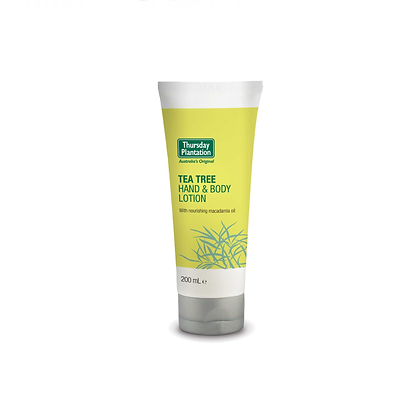 Thursday Plantation - Hand & Body Lotion 200ml