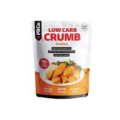 PB Co - Low Carb Crumb Medium 300g