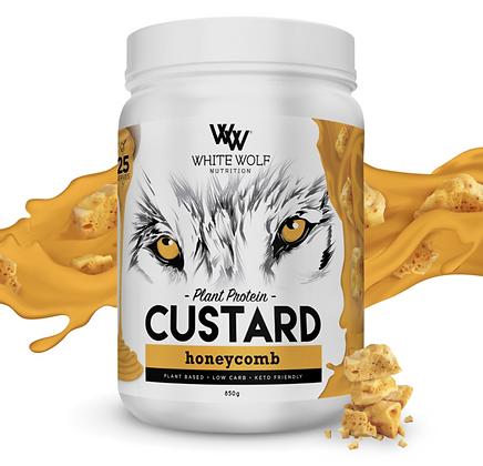 White Wolf - Honeycomb Custard Plant Protein