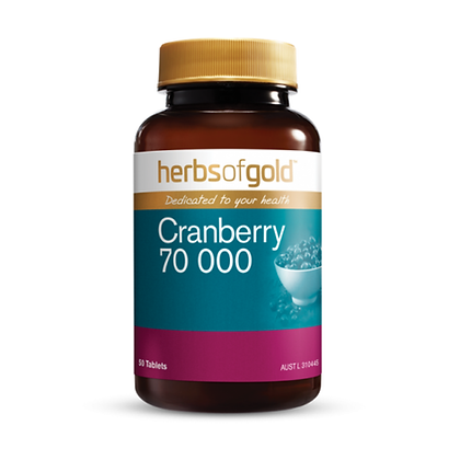 Herbs of Gold - Cranberry 70,000 50T