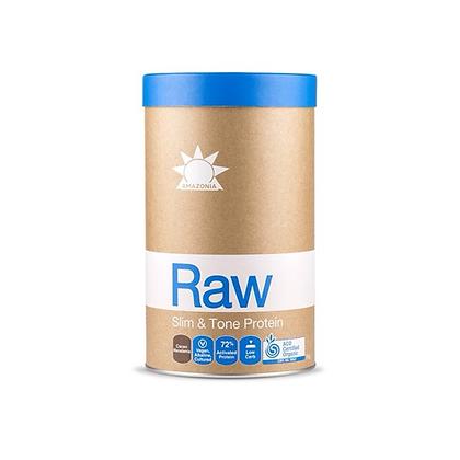 Amazonia - RAW Slim & Tone Protein Cacao & Macadamia