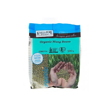Kialla - Organic Mung Beans 500g