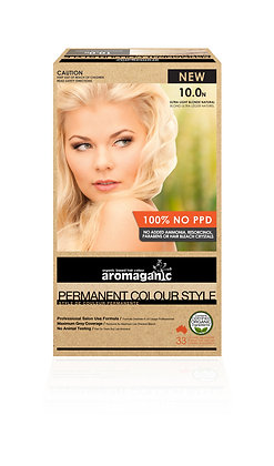 Aromaganic - Permanent Colour Style  10.0N Ultra Light Blonde (Natural)