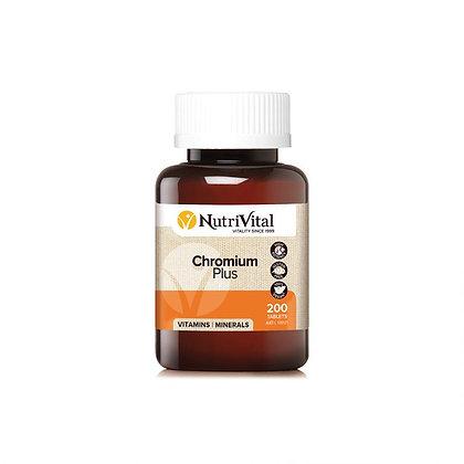 NutriVital - Chromium 200t