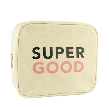 Raww - Super Good Beauty Bag (Pink)