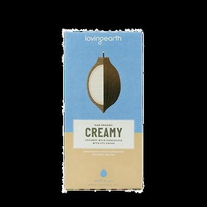 Loving Earth - Creamy Coconut Mylk Chocolate 80g