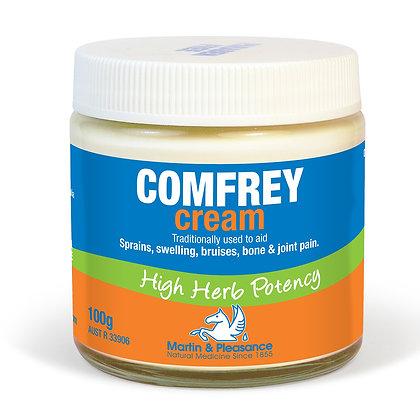 Martin & Pleasance - Natural Comfrey Cream 100g