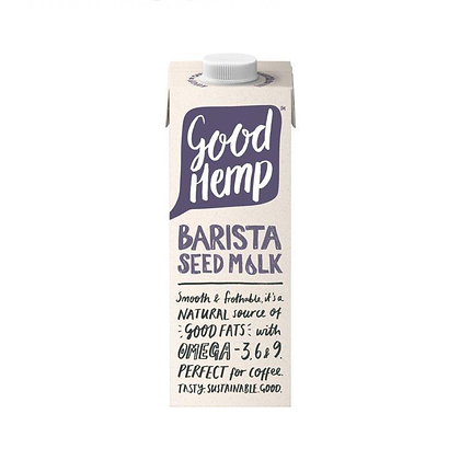 Good Hemp - Barista Seed Milk 1ltr