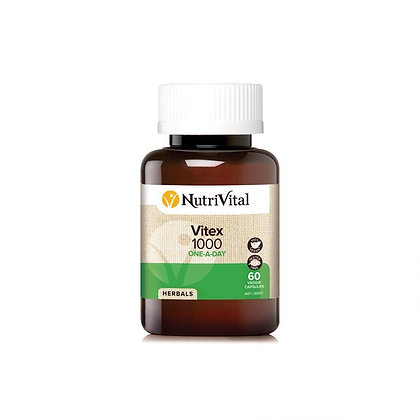 NutriVital - Vitex 1000 One-A-Day 60vc