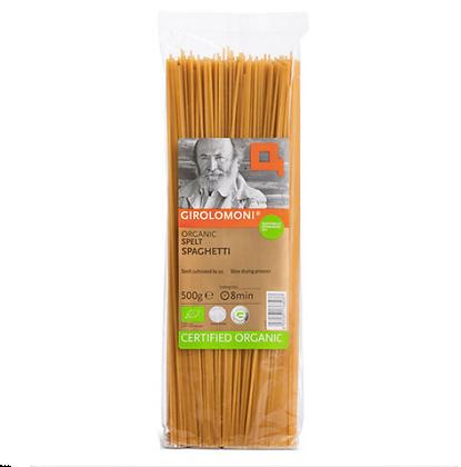 Girolomoni - Spelt Spaghetti 500g