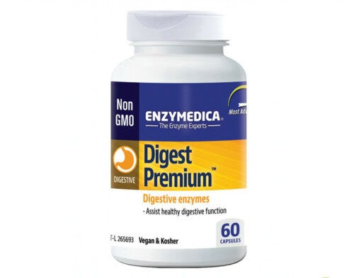 Enzymedica - Digest Premium 60c