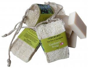 Thurlby Herb Farm - Gardeners Loofah Tap Soap 65g