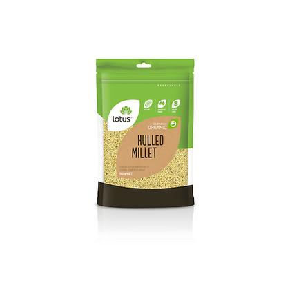 Lotus - Hulled Millet 500g