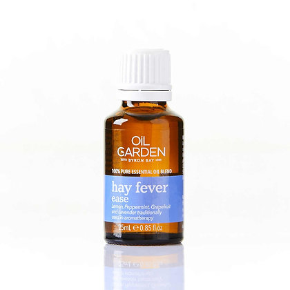 Oil Garden - Hayfever Ease 25ml