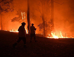 How to manage bushfire smoke health risks