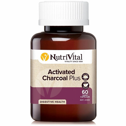 NutriVital - Activated Charcoal Plus