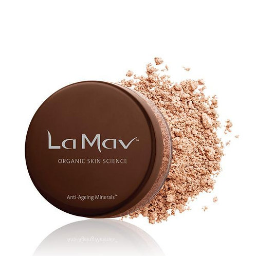 La Mav - Anti Ageing Mineral Foundation 8g