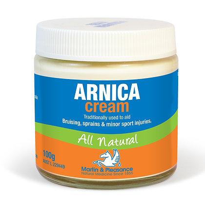 Martin & Pleasance - Natural Arnica Cream 100gm
