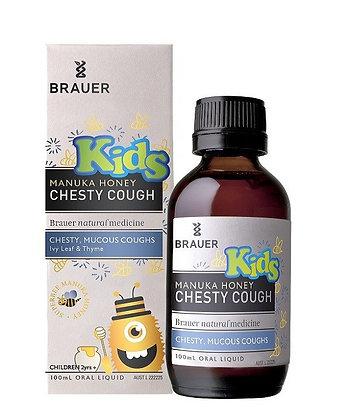 Brauer - Kids Chesty Cough 100ml