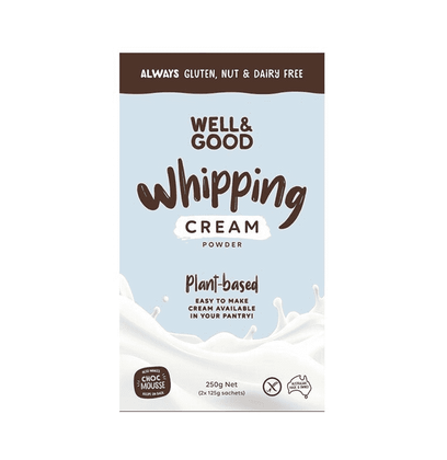 Well & Good - Whipping Cream Powder