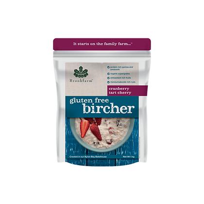 Brookfarm - GF Cranberry Tart Cherry Bircher 400g