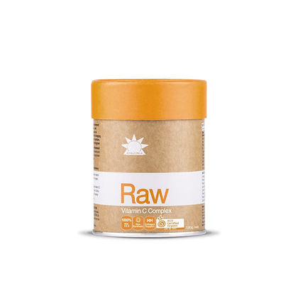 Amazonia - RAW Vitamin C 120g