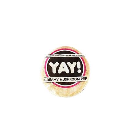 Yay Foods - Vegan Creamy Mushroom Pie 150g
