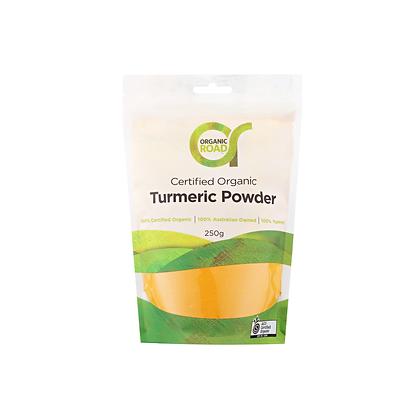 Organic Road - Turmeric 250g