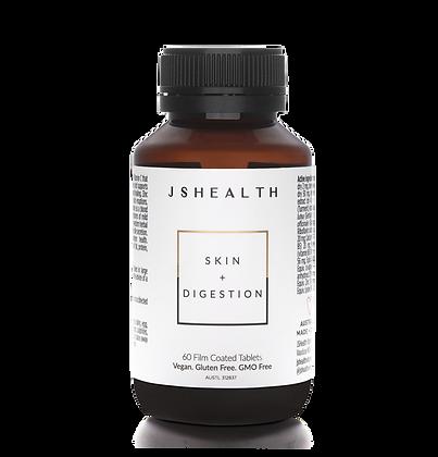 JS Health - Skin + Digestion Formula (60 T)