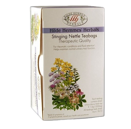 Hilde Hemmes Herbals -  Stinging Nettle 30 Teabags