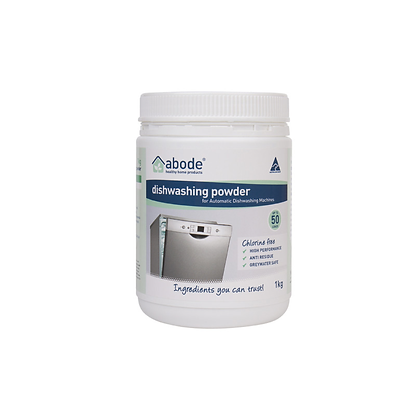 Abode - Dishwashing Powder 1kg