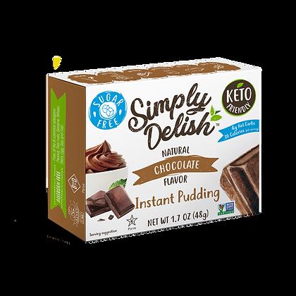Simply Delish - Insant Chocolate Pudding