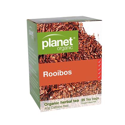 Planet Organic - Rooibos Organic Tea 25 Bags
