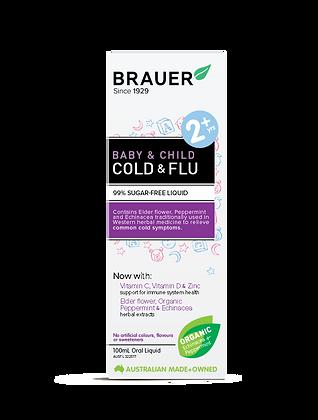 Brauer - Kids Cold'n'Flu 100ml
