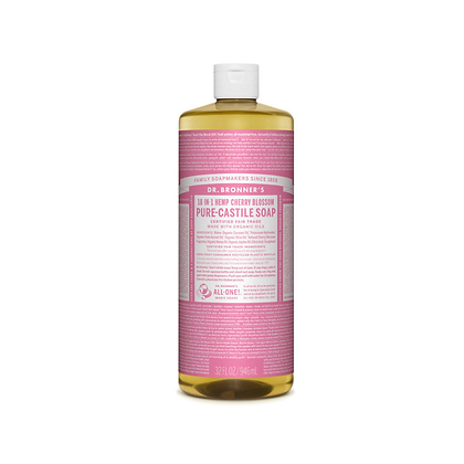 Dr Bronner's - Pure Castile Liquid Soap Cherry Blossom