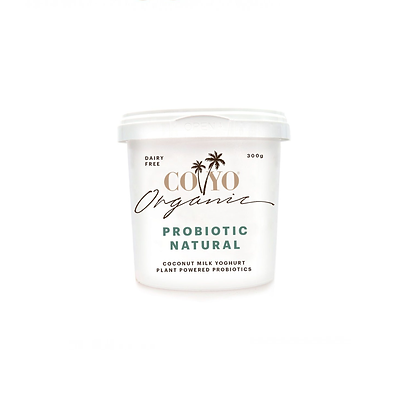Coyo Organic - Certified Organic Yoghurt Natural