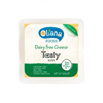 Oliana - Dairy Free Tasty Slice 200g
