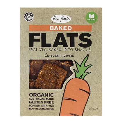 Fine Fettle - Organic Carrot with Turmeric