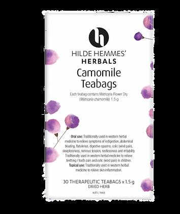 Hilde Hemmes Herbals -  Camomile 30 Teabags