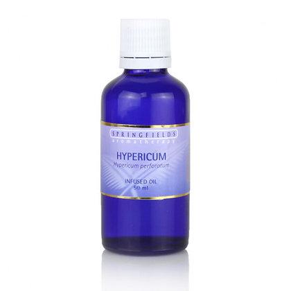 Springfields - Hypericum Infused Oil 50ml