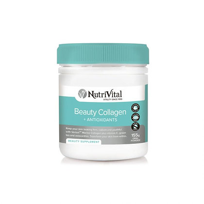 NutriVital - Beauty Collagen + Antioxidants 155g