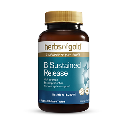 Herbs of Gold - B Complete Sustained Release 60T