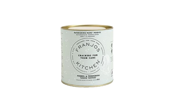 Franjo's Kitchen - Fennel & Fenugreek Crackers