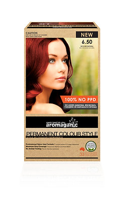 Aromaganic - Permanent Colour Style  6.50 Rich Red Natural