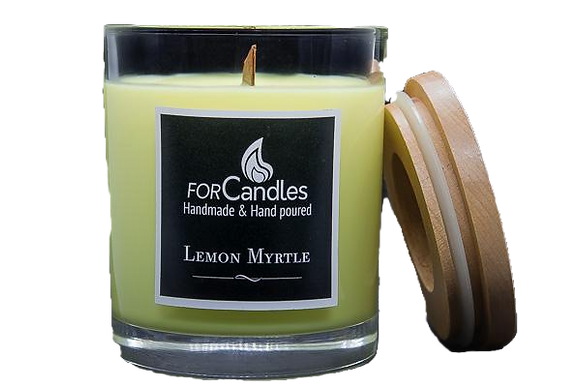 For Candles - Lemon Myrtle Soy Candle