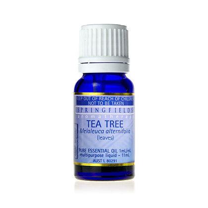 Springfields - Tea Tree Organic 11ml