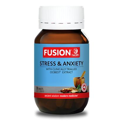 Fusion Health - Stress & Anxiety 30T